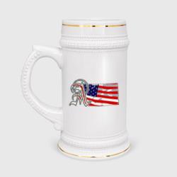 Американcкий флаг