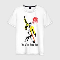 Queen. We will rock you!