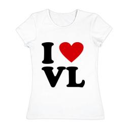 I love VL - интернет магазин Futbolkaa.ru