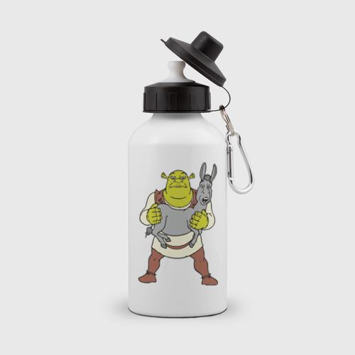 Бутылка спортивная  Фото 01, Shrek (6)