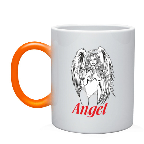 Angel girl