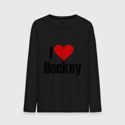Я люблю хоккей!