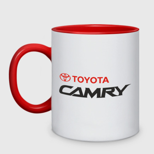 Кружка двухцветная Toyota Camry