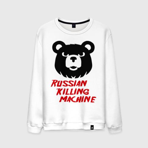 Мужской свитшот хлопок  Фото 01, Russian Killing Machine