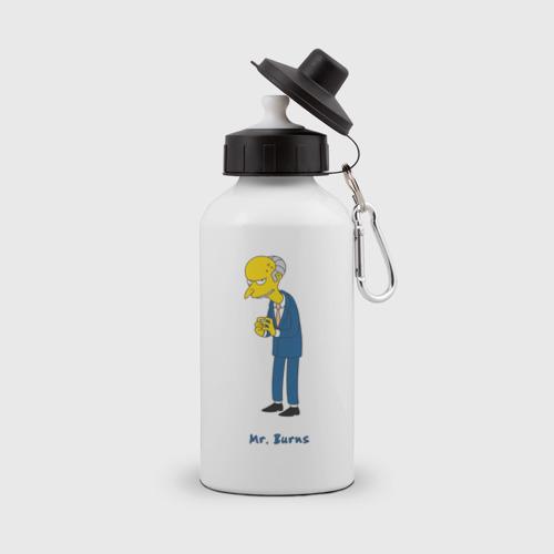 Бутылка спортивная  Фото 01, Mr. Burns (The Simpsons)