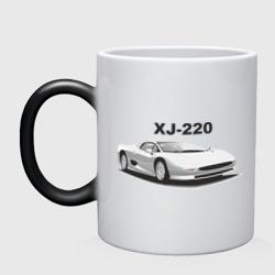 Jaguar XJ-220 - интернет магазин Futbolkaa.ru