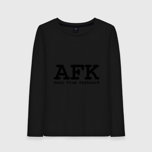 AFK: Away From Keyboard.
