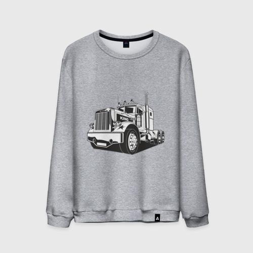 Мужской свитшот хлопок  Фото 01, Truck