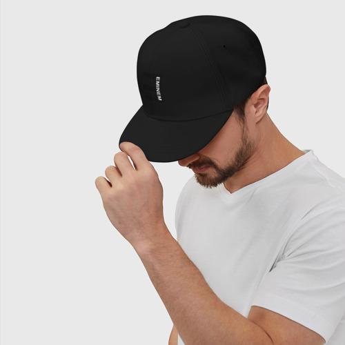 Кепка снепбек с прямым козырьком Eminem(2) Фото 01