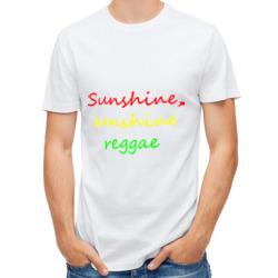 Sunshine reggae