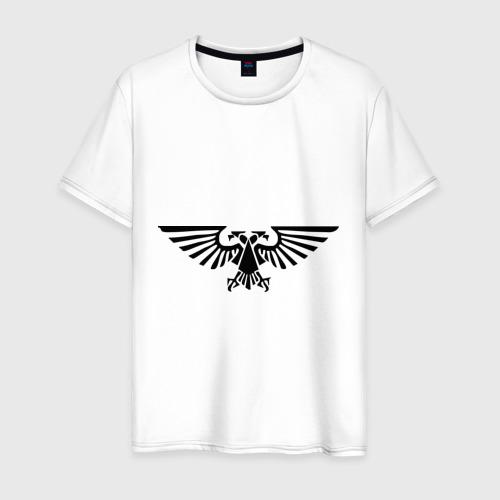 Мужская футболка хлопок Имперский орёл