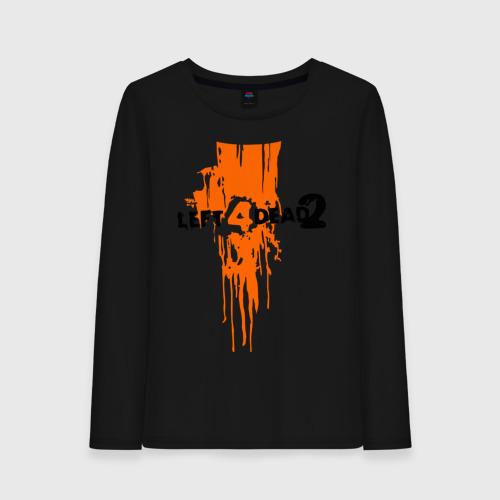 Left 4 Dead 2 (кровь из шеи)