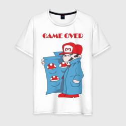 Марио - Игра окончена