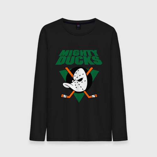 "Мужская футболка с длинным рукавом ""Anaheim Mighty Ducks"" (2) - 1"
