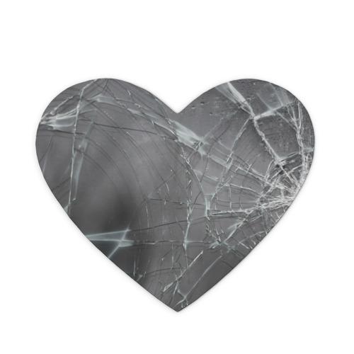 Коврик сердце