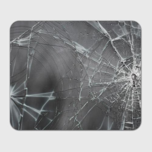 Коврик для мышки прямоугольный  Фото 01, Разбитое стекло