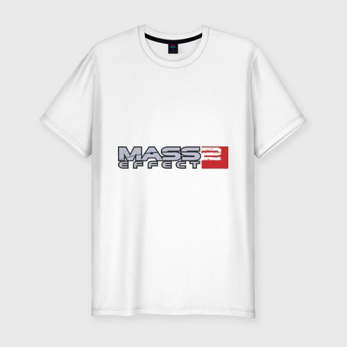 Мужская футболка премиум  Фото 01, Mass effect (2)
