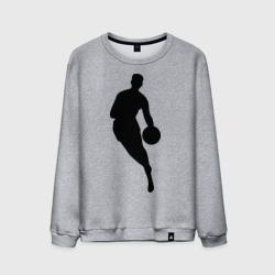 Баскетбол - силуэт