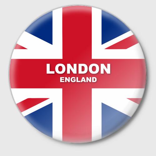 Значок London (England) Фото 01
