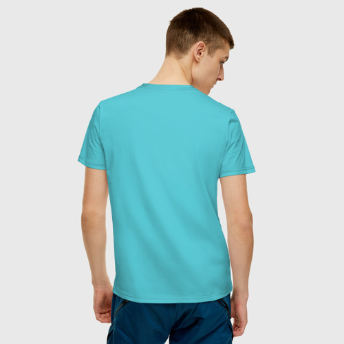 Мужская футболка хлопок Poker shark Фото 01