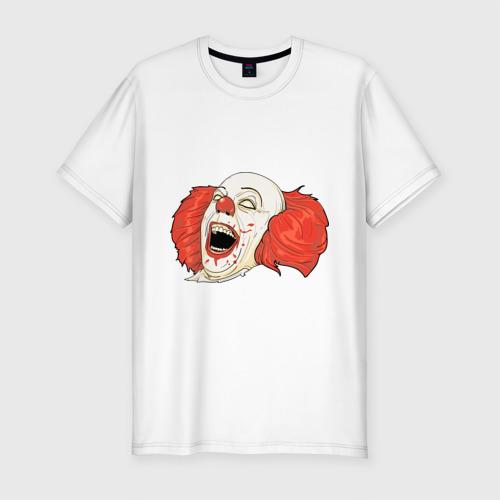 Мужская футболка премиум  Фото 01, Evil Clown
