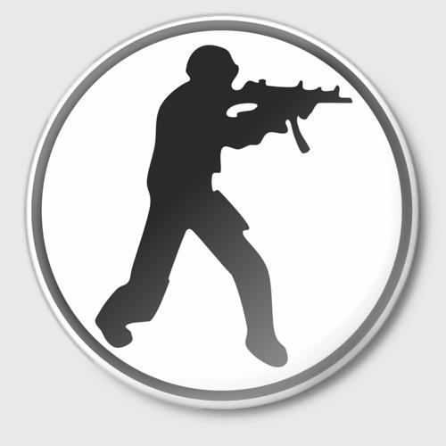 Значок Counter-Strike Фото 01