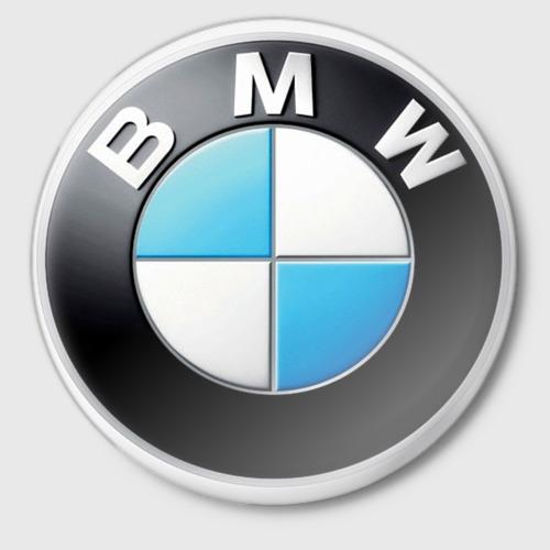 Значок BMW - эмблема Фото 01