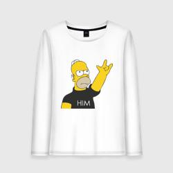Гомер rock фанат