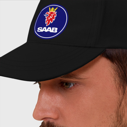 Бейсболка Saab