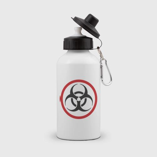 Бутылка спортивная  Фото 01, Биологическое оружие