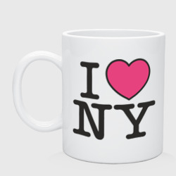 I Love NY - Я люблю Нью-Йорк - интернет магазин Futbolkaa.ru