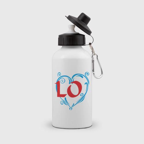 Love - половинка Lo
