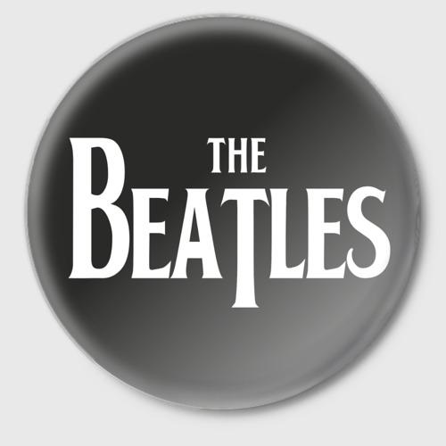"""Значок """"The Beatles"""" Фото 01"""