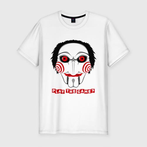 Мужская футболка премиум Пила (2)