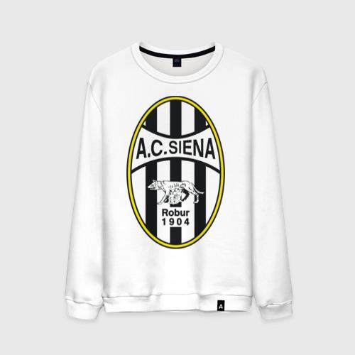 Мужской свитшот хлопок Italian Serie A. AC Siena