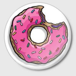 ЗначокВкусный пончик