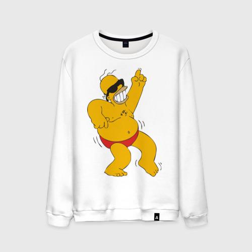 Гомер симпсон танцует
