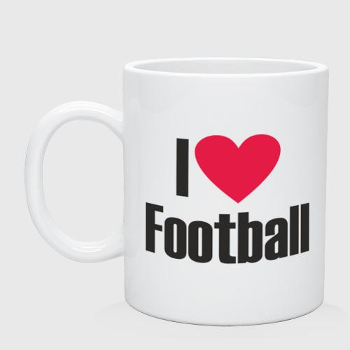Я люблю футбол!