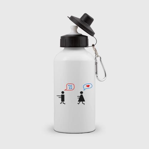 Бутылка спортивная  Фото 01, What is it?!