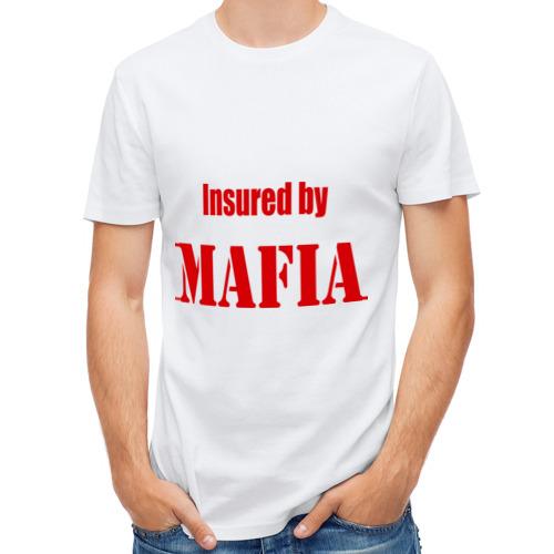 Мужская футболка полусинтетическая  Фото 01, Mafia (3)
