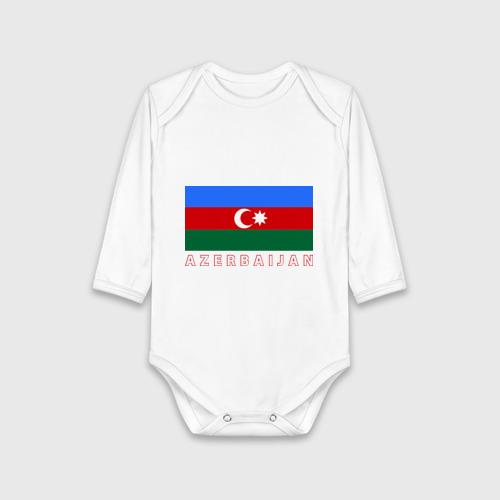 Детское боди хлопок Азербайджан Фото 01