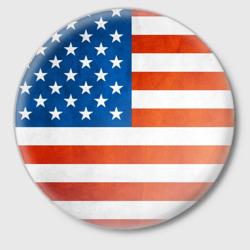 ЗначокФлаг США