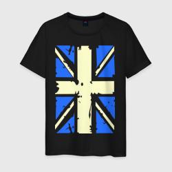 Британский флаг – светящийся