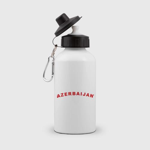 Бутылка спортивная  Фото 02, Azerbaijan map