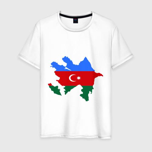 Azerbaijan map