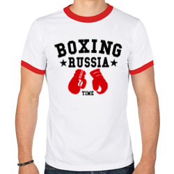 Boxing Russia time
