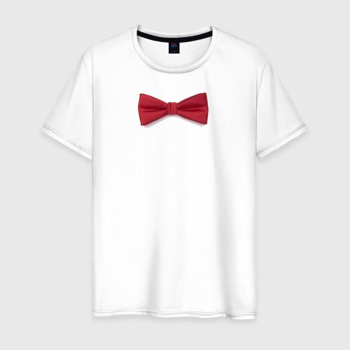 Мужская футболка хлопок Стильная бабочка Фото 01