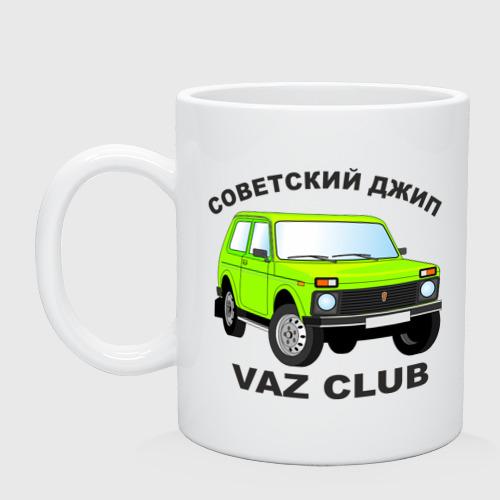 Советский джип - НИВА