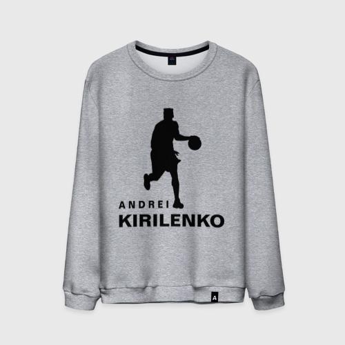 Мужской свитшот хлопок  Фото 01, Basketball Star - Andrei Kirilenko