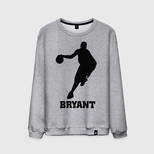 Мужской свитшот хлопок  Фото 01, Basketball Star - Kobe Bryant